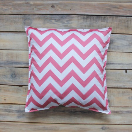 Декоративная подушка Pink Zigzag, VamVigvam