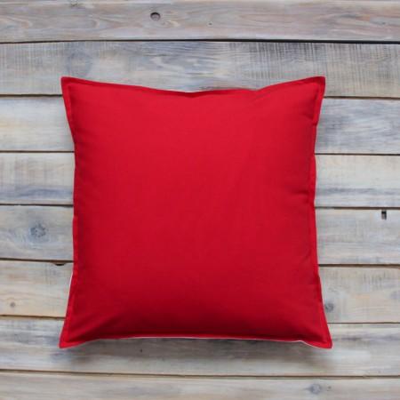 Декоративная подушка Simple Red , VamVigvam