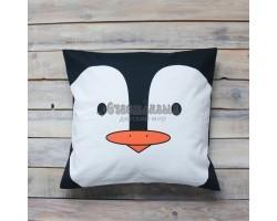 Декоративная подушка Funny Penguin