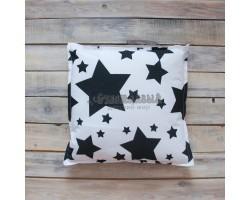 Декоративная подушка Black Stars