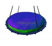 Подушка круглая ОКСФОРД 80 см на качели-гнездо