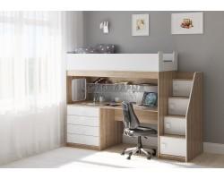 Кровать чердак Легенда C605.3