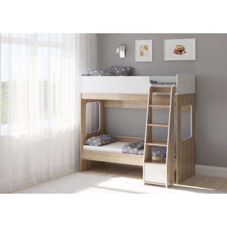 Двухъярусная кровать Легенда D601.1, Легенда