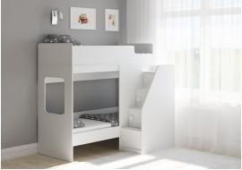 Двухъярусная кровать Легенда D603.3