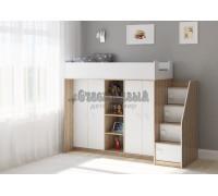 Кровать чердак Легенда E602.3