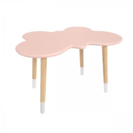 """Детский стол """"Бабочка"""" розовый, с носочками, Лесная Фея"""