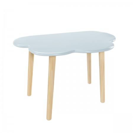 Детский стол Облако голубой, Bambini Letto