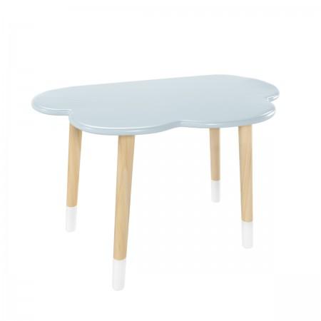 Детский стол Облако голубой, с носочками, Bambini Letto