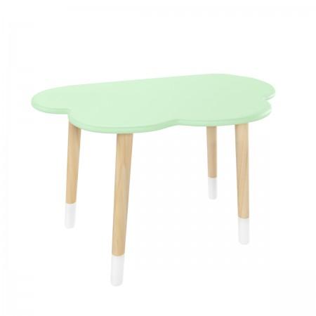 Детский стол Облако мятная прохлада, с носочками, Bambini Letto