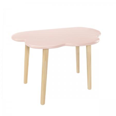 Детский стол Облако розовый, Bambini Letto