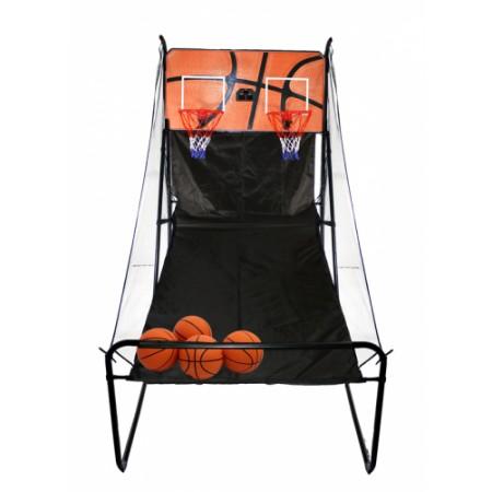 Баскетбольная электронная стойка с двумя кольцами, ILGC