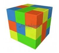 Мягкий конструктор Кубик-Рубика мини