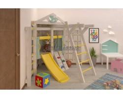 Детский игровой комплекс-кровать Савушка Baby 10