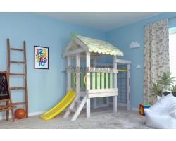 Детский игровой комплекс-кровать Савушка Baby 12