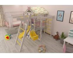 Детский игровой комплекс-кровать Савушка Baby 2