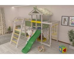Детский игровой комплекс-кровать Савушка Baby 4