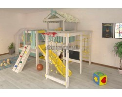 Детский игровой комплекс-кровать Савушка Baby 8