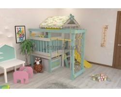 Детский игровой комплекс-кровать Савушка Baby 1