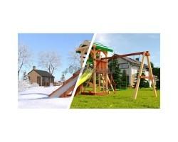 Детская игровая площадка Савушка 4 сезона - 4