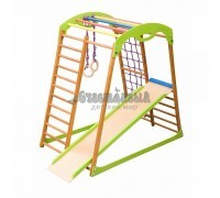 Детский спортивный комплекс для дома Baby Wood