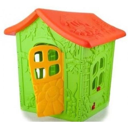 Детский игровой домик пластиковый ОТ-12, Малышспорт