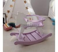 Качалка для малышей Единорожек