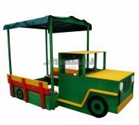 Песочница - грузовик №16, Малышспорт