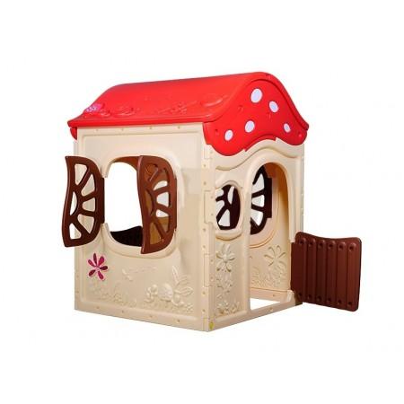 Детский игровой домик пластиковый ОТ-14, Малышспорт