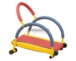 Тренажер детский механический «Беговая дорожка»