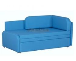 Детский голубой диван Маквин универсальный