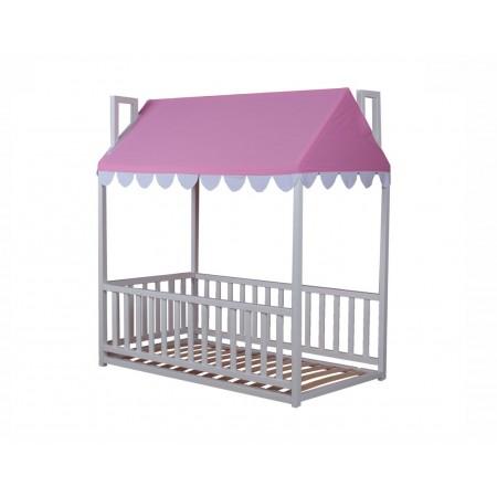 Кровать детская - Домовёнок-4, МЕБЕЛЬ ХОЛДИНГ