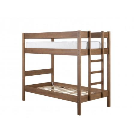 Двухъярусная кровать из массива сосны Дуэт 3, МЕБЕЛЬ ХОЛДИНГ