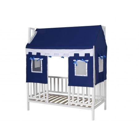 Кровать детская Домовёнок-1 , МЕБЕЛЬ ХОЛДИНГ