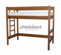 Кровать чердак из массива сосны Ярус