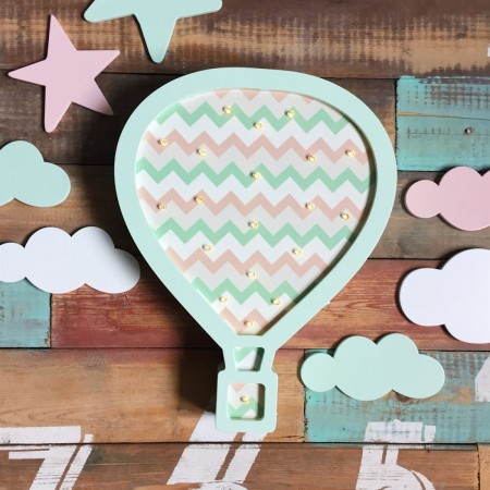 Детский ночник воздушный шар, Лесная Фея