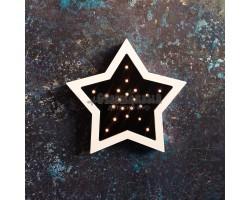 Детский ночник звезда