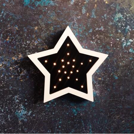Детский ночник звезда, Лесная Фея