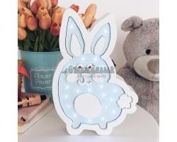 Детский ночник кролик Толик