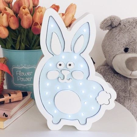 Детский ночник кролик Толик , Лесная Фея