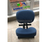 Коленный стул Олимп СК 1-2 синяя птица