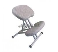 Коленный стул Олимп СК 1-1 светло-серый