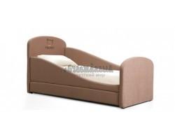 Детская кровать Тедди с вышивкой Тедди