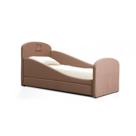 Детская кровать Тедди с вышивкой Тедди, Фабрика Мирлачева