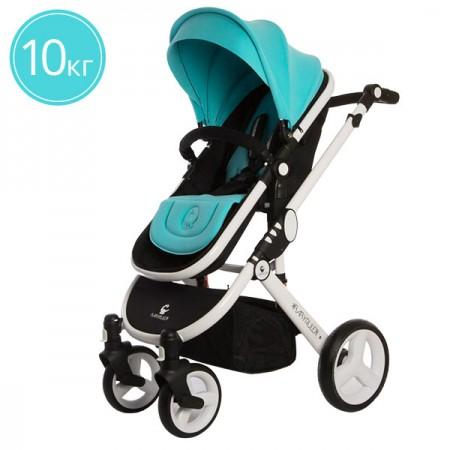 Детская коляска трансформер Babyruler ST166 Tiffany