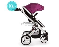 Детская коляска Babyruler ST166 Violet
