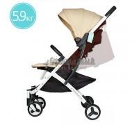 Детская коляска Babyruler Прогулочная коляска Babyruler ST136 beige
