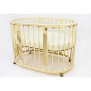 Круглые кровати для новорожденных