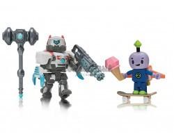 Набор фигурок Роблокс Робот 64: Бибо и Дуэлянт Дроид 5000