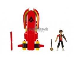 Игровой набор Зак Шторм с лодкой