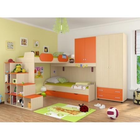 Детская комната Дельта - Композиция 6 ДО